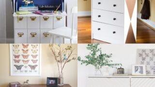20 IKEA Dresser Hacks For Your Bedroom