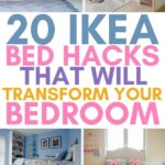 ikea bed hacks