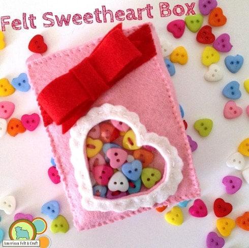 Conversation Candy Box