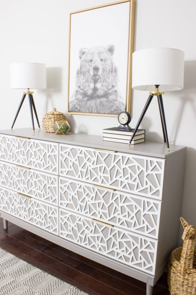 Geometric Dream Dresser