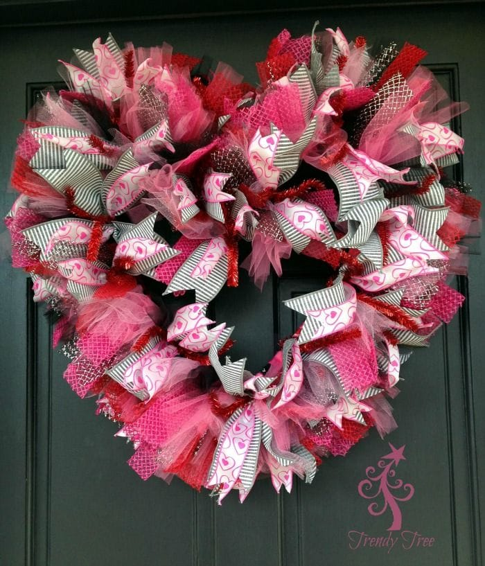 Colorful Combination Wreath