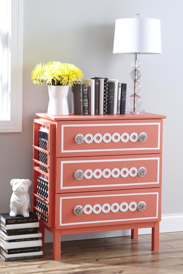 Whimsical Dresser DIY