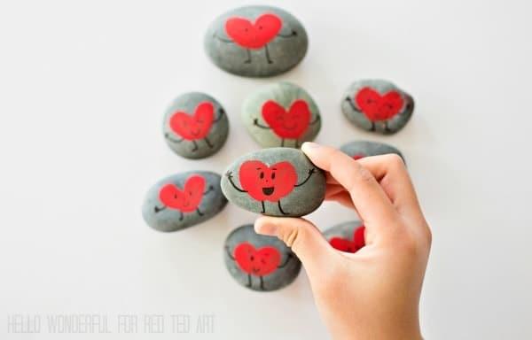 Valentine's Rocks