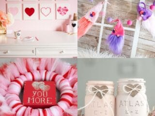 20 Cute Valentine's Day Decorations