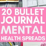bullet journal mental health
