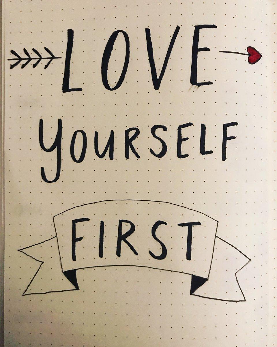 Love Yourself Log