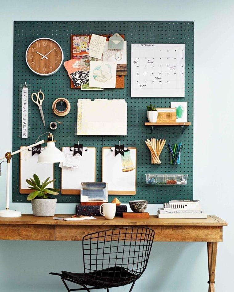Drawerless Desk