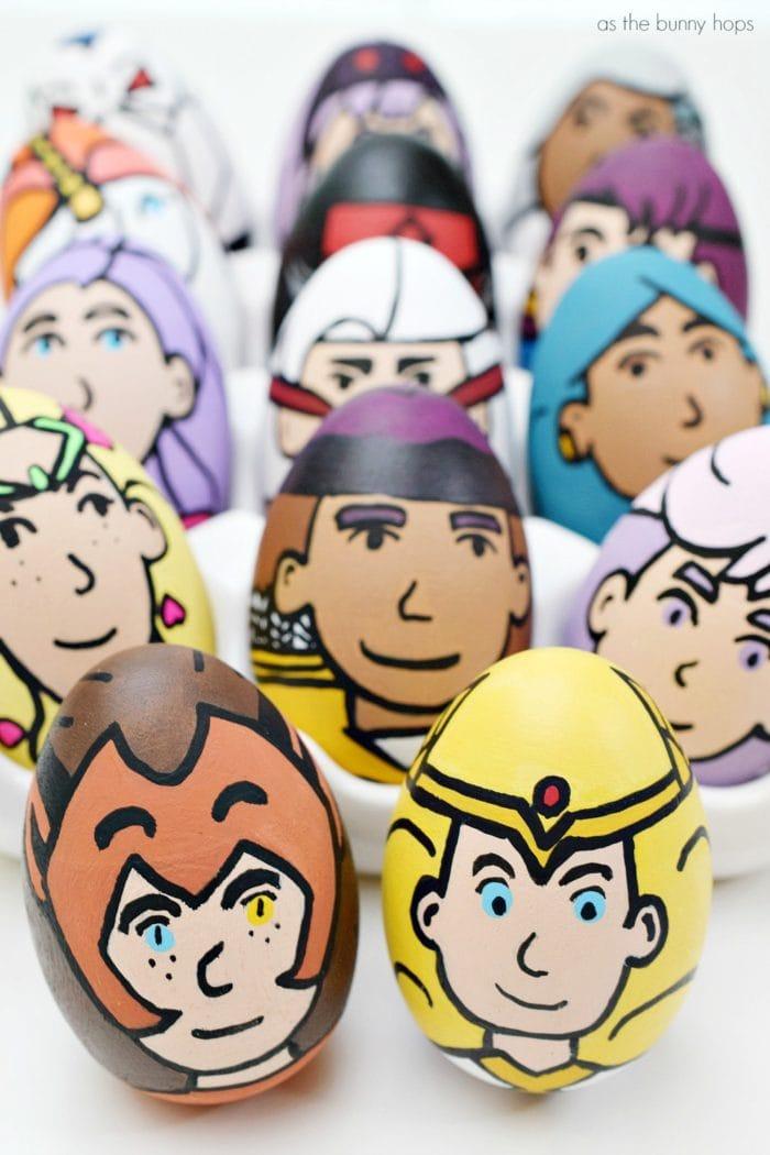 She-Ra Easter Eggs