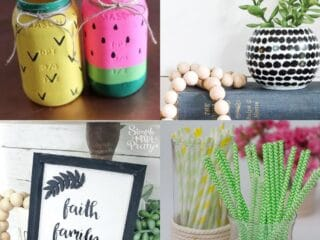 21 Creative Dollar Tree Crafts