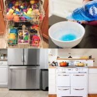 24 Mind-Blowing Cleaning Hacks for Every Room in House