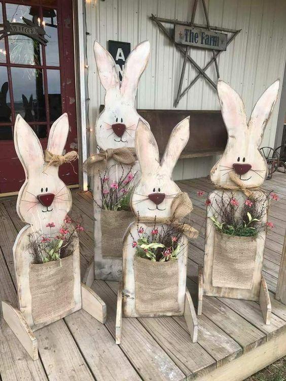 Rustic Rabbits