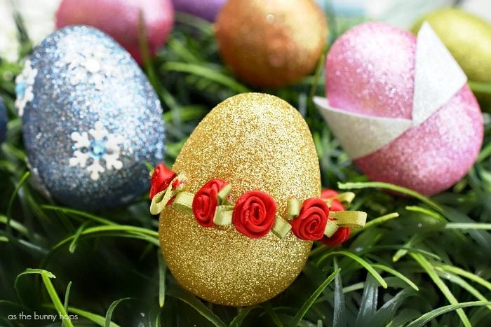 Disney Princess Themed Eggs