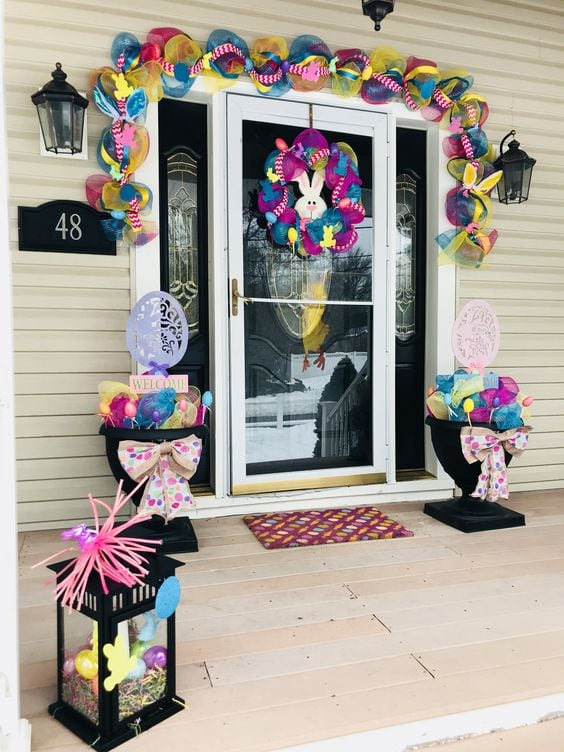 creative easter decorations