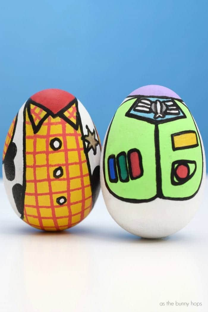 Toy Story Eggs