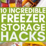 freezer storage hacks