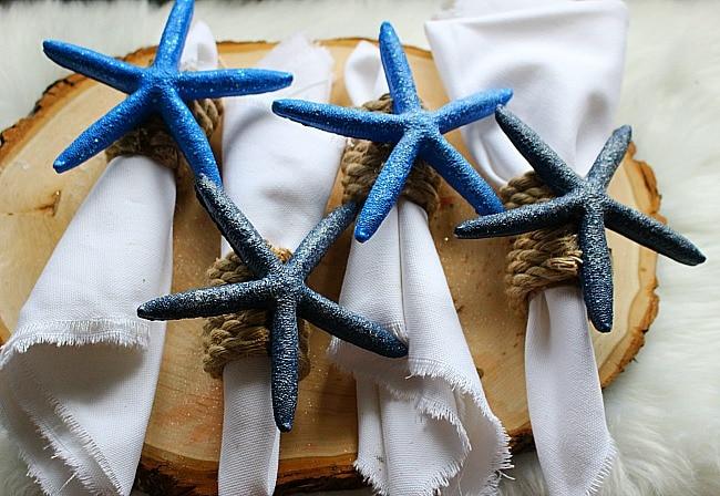 Cardboard Napkin Rings