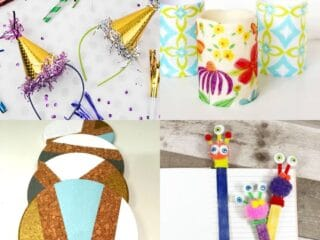 20 Dollar Store Crafts For Kids