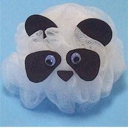 Loofah Panda