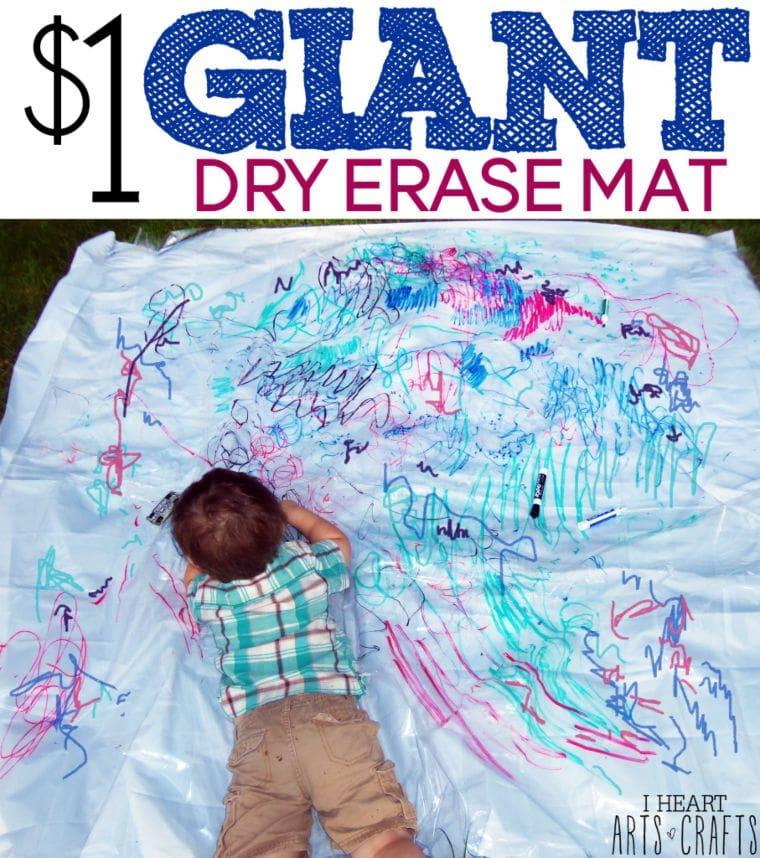 Dry Erase Mat