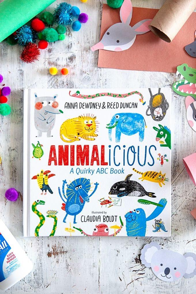 Animal Cardboards