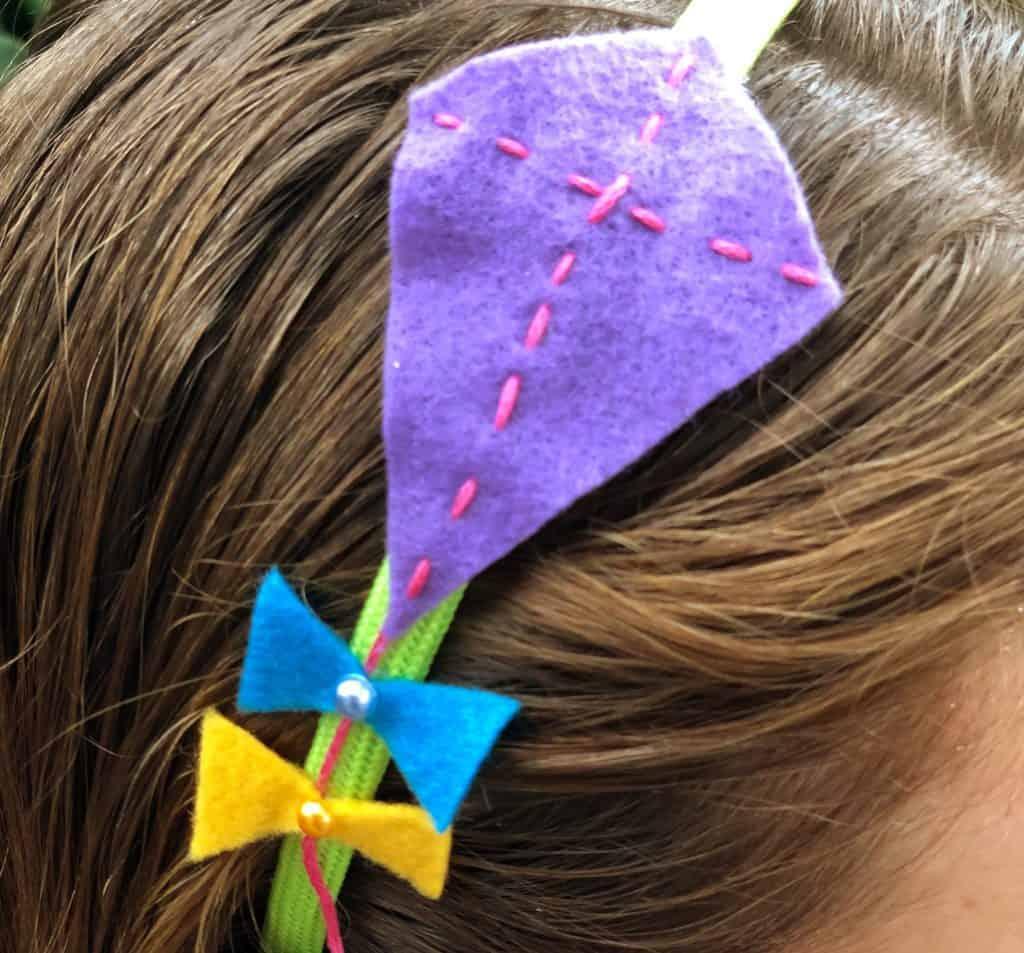Headband Kite