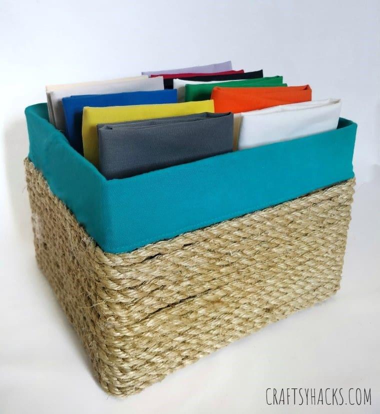 easy organizing craft