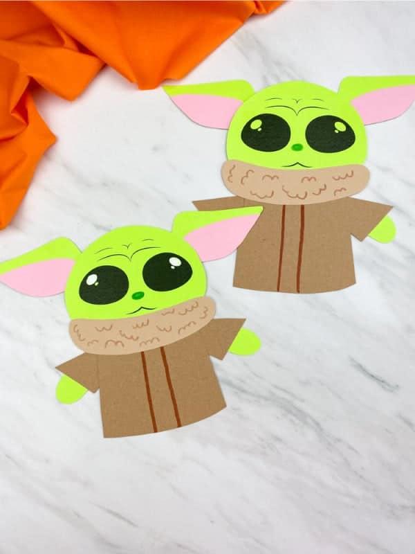 DIY Baby Yoda