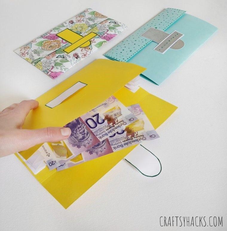 diy wallet craft