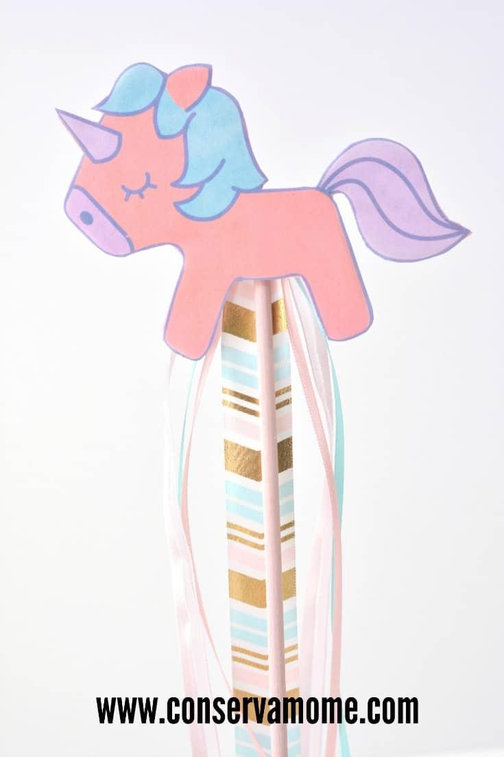 Unicorn Magic Wand