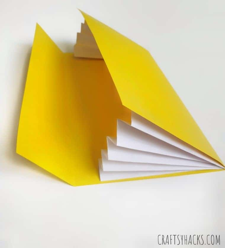 childrens paper folding