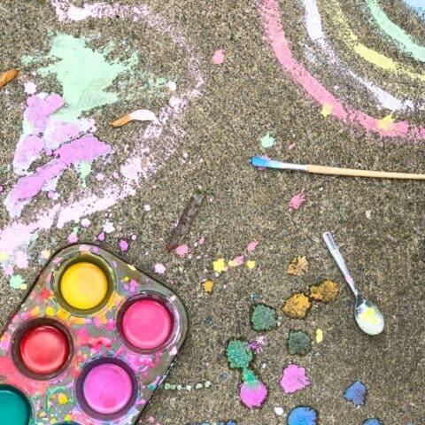 Magic Chalk Paint