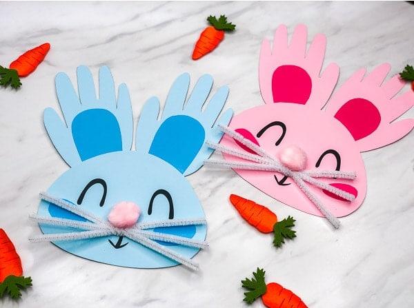 Easter Bunny Handcrafts