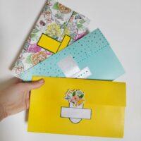 diy paper wallets