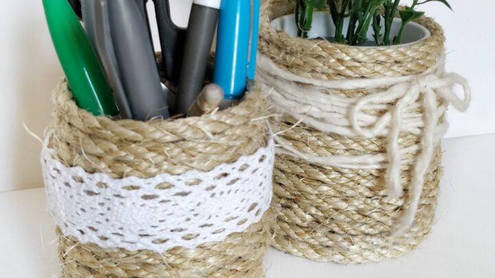 rope organizer