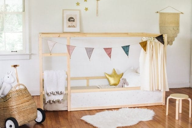 Dreamy Loft Bed for Kids
