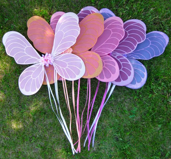 Redesigned Fairy Wings