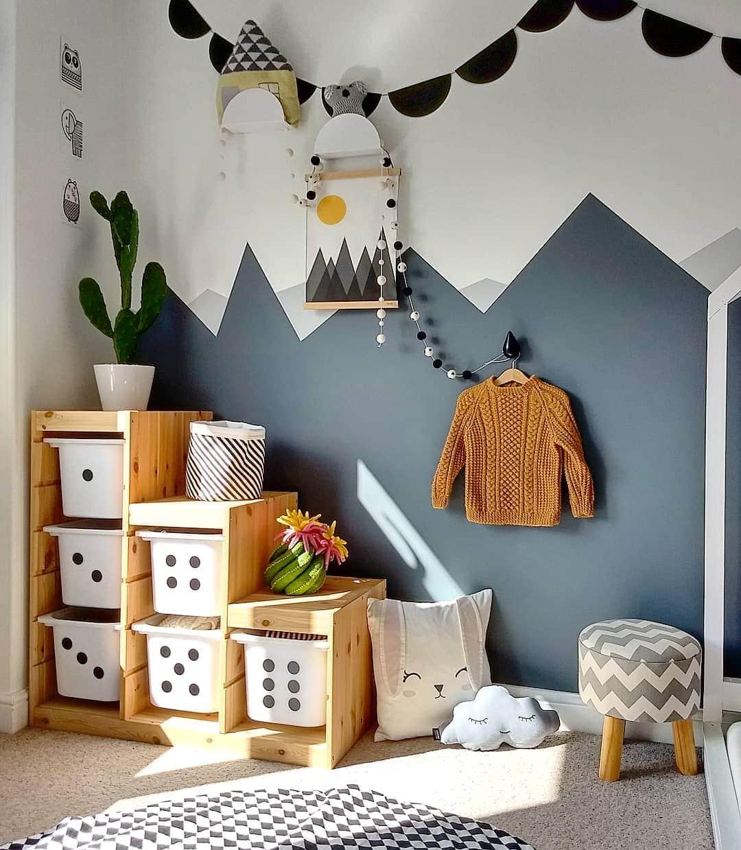 IKEA Trofast bins