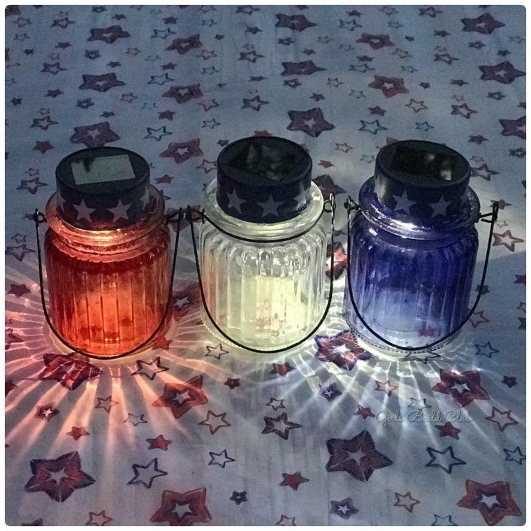 Independence Day Lanterns