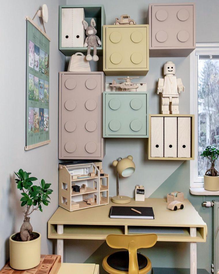 Lego Storage Cubes