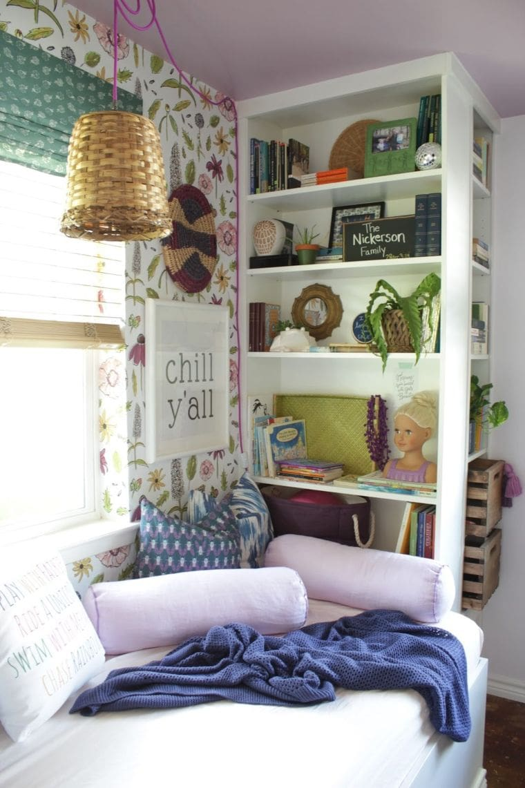 Budget-friendly Reading Nooks