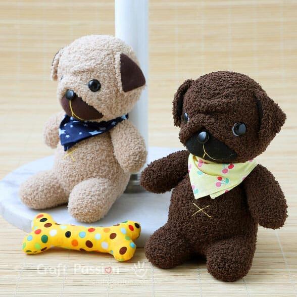 Plushie Little Puppy