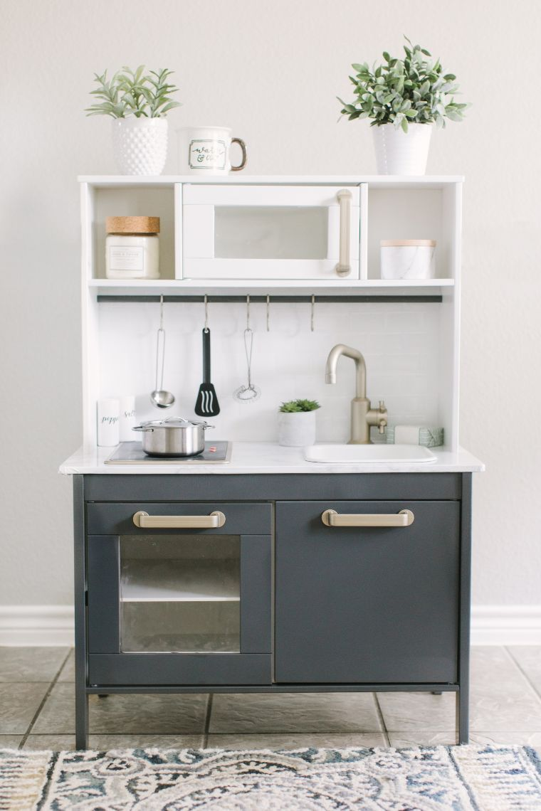 Contemporary Play Kitchen
