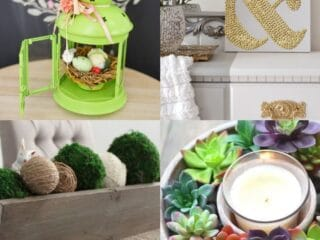 20 Dollar Store Decorating Ideas