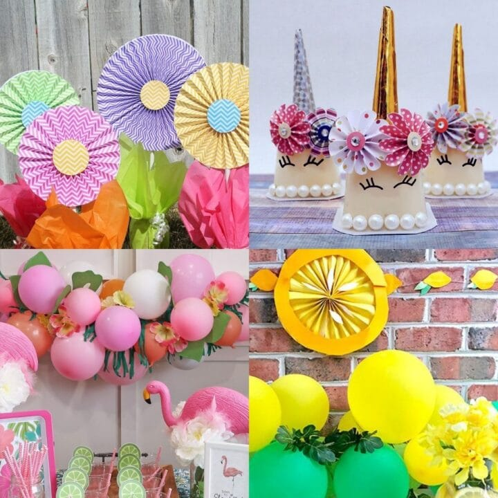 20 Dollar Store Party Ideas