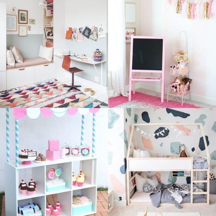 20 Fun IKEA Kids Room Ideas