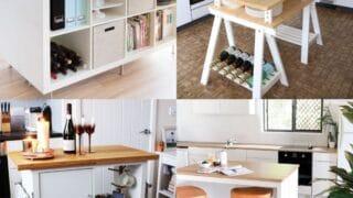 20 IKEA Kitchen Island Ideas