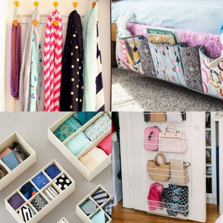 20 Small Bedroom Organizing Ideas