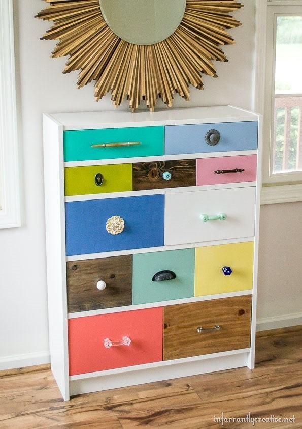 Chic Drawer Cabinet