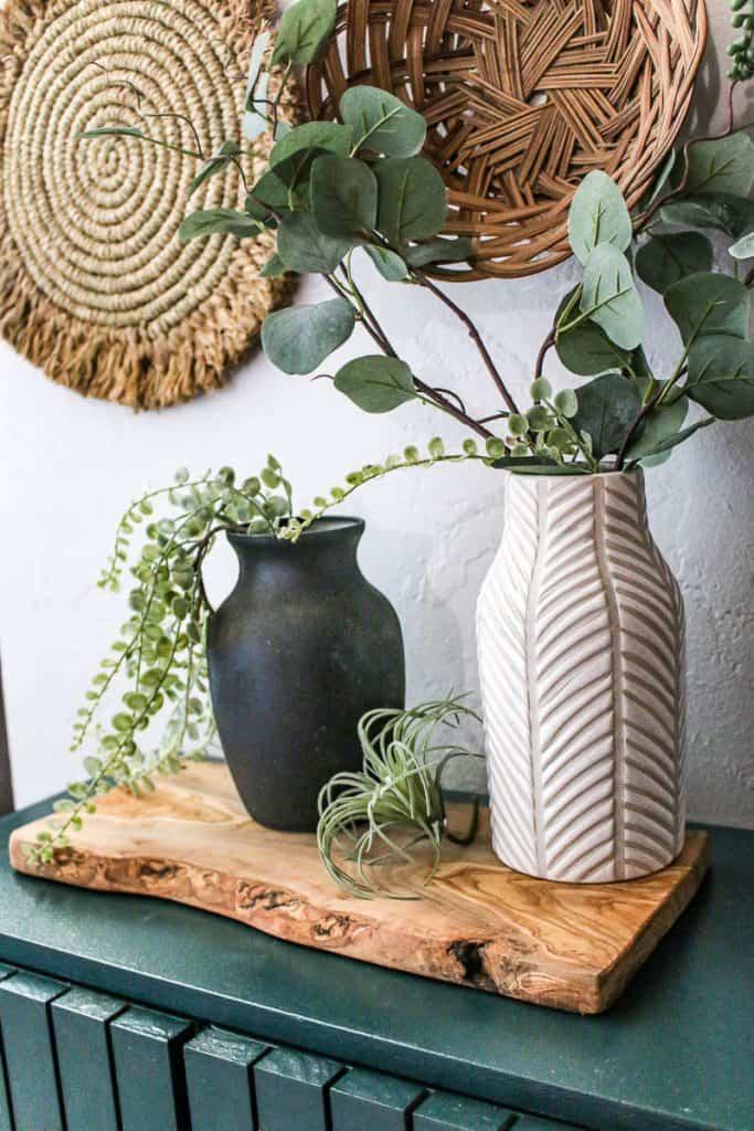 Dollar Store Vase Vintage Pottery