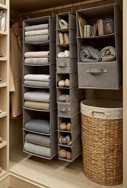 Collapsible Storage Organizer